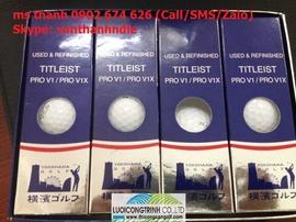 Bóng golf thương hiệu titleist pro LH 0902 674 626