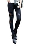Tp. Hồ Chí Minh: Quần Jeans Rách 9049 thời trang CL1684548