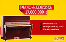 Tp. Hồ Chí Minh: Tin không. Đàn Piano cơ rẻ hơn cả piano điện CL1666048