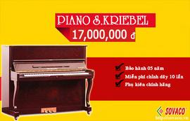 Tin không. Đàn Piano cơ rẻ hơn cả piano điện