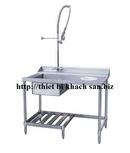 Tp. Đà Nẵng: Chậu rửa và bàn tiếp nhận bát bẩn tại đà nẵng CL1694052