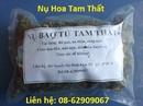 Tp. Hồ Chí Minh: Nụ hoa Tam Thất, loại 1- bồi bổ, an thần, ngủ rất ngon, tăng đề kháng tốt CL1685128
