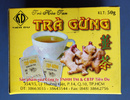 Tp. Hồ Chí Minh: Trà Gừng, loại 1-Làm ấm bụng, tiêu thực, phòng say tàu xe CL1685067