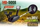 Tp. Hà Nội: Máy dò kim loại dưới đất Super Scanner MD-5008 CL1685360