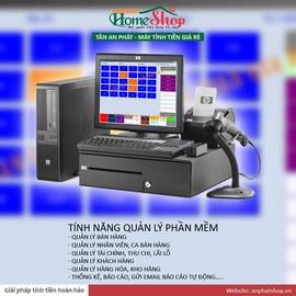 Lắp đặt trọn bộ thiết bị tính tiền cho siêu thị tại Cần Thơ