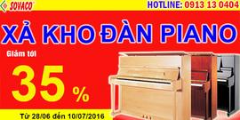 Sovaco Piano thanh lý đàn tồn, giá tốt