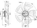 Tp. Hồ Chí Minh: Axial fans Ebm - papst - A3G630-AR85-01 CL1687196P11