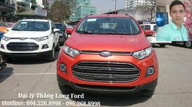 Bán Ford Ecosport Titanium 2016 màu đỏ cam