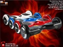 Tp. Hà Nội: xe điện cân bằng 6. 5 inch B02RM CAT3_371
