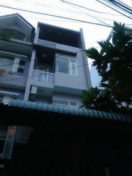 Nhà Bán 205 Phạm Văn Chiêu, phường 14, Gò Vấp, Hẻm 8m, 4x21m, 1 trệt+3 lầu, 4