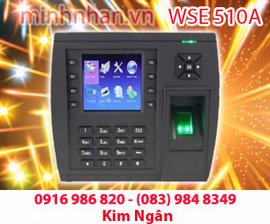 Phân phối máy chấm công WSE 510A giá cạnh tranh, bảo hành miễn phí. Lh:0916986820