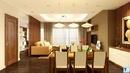 Tp. Hà Nội: Thiết kế nội thất chung cư 65m2 với gỗ óc chó tinh tế CL1691016P11
