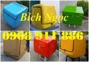 Tp. Hồ Chí Minh: Thùng tiếp thị sản phẩm, thùng giao thức ăn, thùng giao hàng đa năng CL1686143