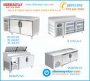 Tp. Hồ Chí Minh: Nhà nhập khẩu bàn lạnh Berjaya 2 cánh CL1702536
