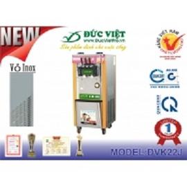 0437622776- Máy làm kem tươi công nghiệp Đức Việt