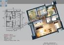 Tp. Hà Nội: e!!^! Bán gấp căn hộ chung cư HD MON CITY, A1508, dt 86m2 giá rẻ hơn CĐT CL1686760