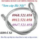 Tp. Hà Nội: 0913. 521. 058 bán khoá xe cáp bọc nhựa 1335 đường Giải Phóng, Hà Nội CL1687053