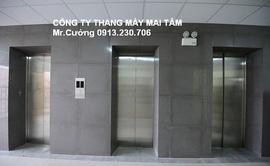 báo giá cung cấp lắp đặt thang máy - thang máy tải khách