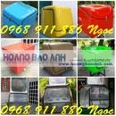 Tp. Hồ Chí Minh: Thùng giao hàng nhanh, thùng gắn sau xe máy, thùng giao bánh pizza, thùng rác CL1687149