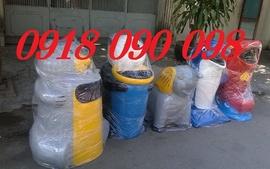 cung cấp thùng rác con thú, thùng rác công nghiệp, thùng rác công viên ở bến tre