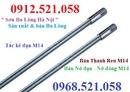 Tp. Hà Nội: Chuyên ty ren thép M8, M10 mạ kẽm 0912. 521. 058 bán thanh U41x41 Hà Nội CL1687182