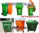 Tp. Cần Thơ: sản xuất xe rác 660 lít, xe rác composite, xe thu gom rác 660 lít CL1687149