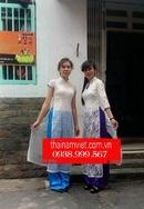 Tp. Hồ Chí Minh: Cho thuê áo dài bưng quả nam nữ, áo dài cưới cô dâu CL1689260