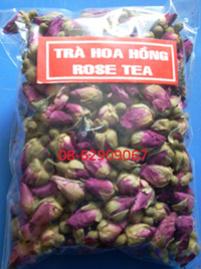 Trà Hoa Hồng, loại 1-Tuần hoàn máu tốt, giảm stress, chống lão, đẹp da