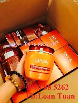Sản phẩm chăm sóc và phục hồi tóc hư tổn DIVA