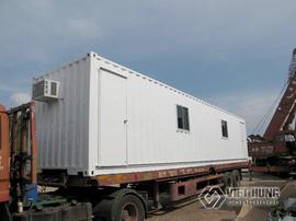 Cho thuê Container làm kho tại Hà Nội giá rẻ