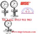 Tp. Hồ Chí Minh: Wise Viet Nam, Đại lý Wise Viet Nam, Đồng hồ áp suất Wise P711XAJEDH029E0, TMP Vi CL1687818