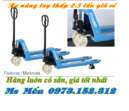 Tp. Hồ Chí Minh: Xe nâng tay thấp, xe kéo hàng 2. 5 tấn, giá rẻ CL1651957