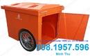 Tp. Hà Nội: xe gom rác có 4 bánh xe, xe gom rác 660l, xe gom rác 1000l, xe rác đẩy tay, x CL1692625P6