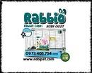 Tp. Đà Nẵng: Cung cấp chuồng lồng bọ ú thỏ kiểng giá rẻ ship toàn quốc CL1694237