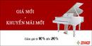 Tp. Hồ Chí Minh: Tháng 7, tháng giảm giá đàn Piano CL1322453P4