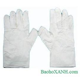 Bán găng tay vải bạt cotton