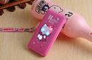 Tp. Hồ Chí Minh: Điện thoại Hello Kitty D10 nắp gập cổ điển sắc màu lung linh CL1698112