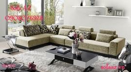 Đóng ghế sofa vải ghế salon da bò cao cấp quận 2