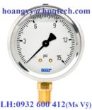 Tp. Hồ Chí Minh: Đồng hồ đo áp suất Wika - Đại lý Wika Việt Nam CL1701714