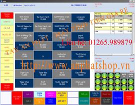 Phần mềm bán hàng cảm ứng quản lý từ xa tại Cần Thơ