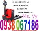 Tp. Hồ Chí Minh: Xe nâng bán tự động, xe nâng điện đẩy tay, xe nâng hàng bằng điện CL1689426