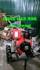Tp. Hà Nội: Tại đây bán máy cày chạy dầu Diesel 186 giá sốc nhất CL1698335P5