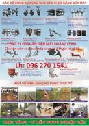 Tp. Hà Nội: cửa hàng bán máy xới đất trâu vàng đa năng 1wg4 CL1698335P5