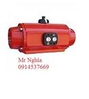 Tp. Hồ Chí Minh: Cung cấp Đầu khí nén – Spring return pneumatic actuator Model: PA10S Brand: Sige CL1690753P8