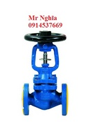 Tp. Hồ Chí Minh: Van Hơi Cầu - Globe steam valve DN25, PN16, Brand: Mival ý CL1690753P8