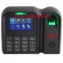 Tp. Cần Thơ: Máy chấm công nhận dạng vân tay và thẻ cảm ứng tại Cần Thơ CL1691241