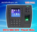 Tp. Hồ Chí Minh: máy chấm công bằng vân tay WSE-510A siêu bền, giá rẻ nhất CL1691624
