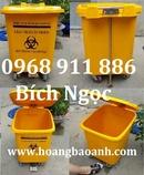Tp. Hồ Chí Minh: Thùng đựng rác thải y tế, thùng rác nhựa 2 bánh xe, thùng rác công cộng CL1690266