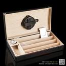 Tp. Hà Nội: Bao da xì gà, hộp bảo quản xì gà, dao cắt xì gà Cohiba 026 hcm CL1690228
