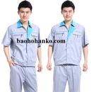 Tp. Hà Nội: quần áo bảo hộ túi hộp phối màu vải păngrim Hàn Quốc CAT247_279